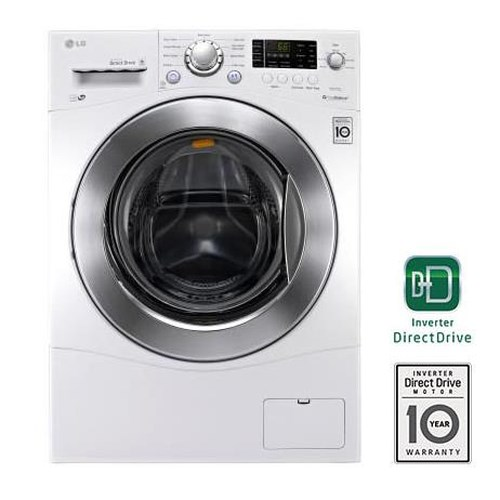LG Appliances Washers 2.3 Cu. Ft. Large Front Load Washer