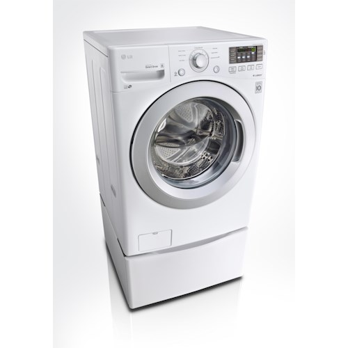 LG Appliances Washers ENERGY STAR® 4.3 Cu. Ft. Front Load Washer with ColdWash™ Technology