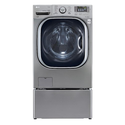 LG Appliances Washers ENERGY STAR® 4.5 Cu. Ft. Front Load Washer with ColdWash™ Technology