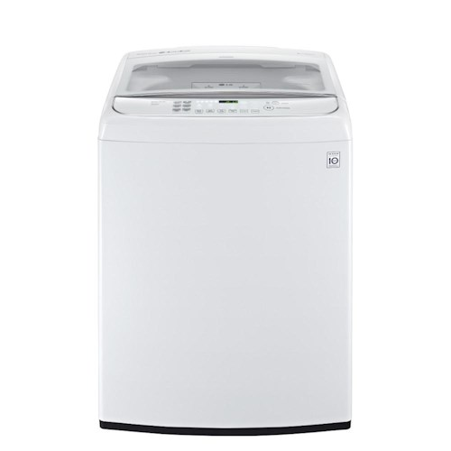LG Appliances Washers ENERGY STAR® 5.0 Cu. Ft. Top Load Washer with SmartDiagnosis™ and TurboWash™ Technology