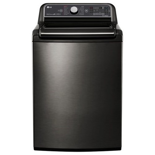 LG Appliances Washers 5.2 Cu. Ft. Mega Capacity Top Load Washer with Turbowash™ Technology