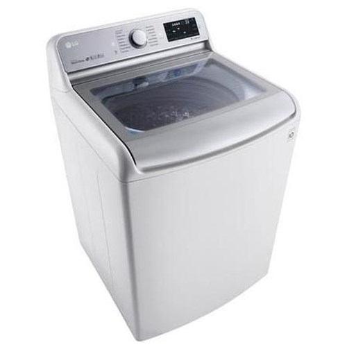 LG Appliances Washers 5.7 Cu. Ft. Mega Capacity Top Load Washer with TurboWash® Technology