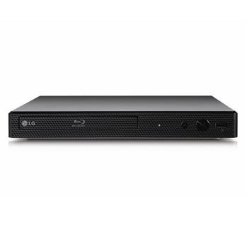 LG Electronics Blu-Ray Discu2122 Player with Streaming Services - Furniture and ApplianceMart - Blu ...