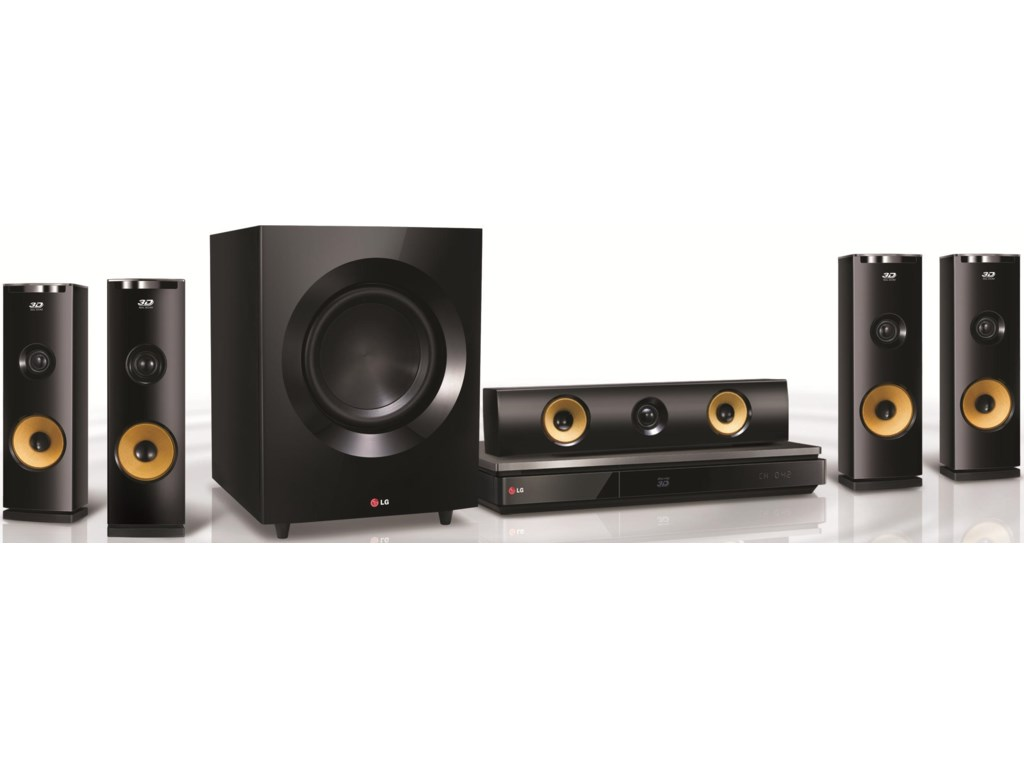 9.1 Channel Home Theater System