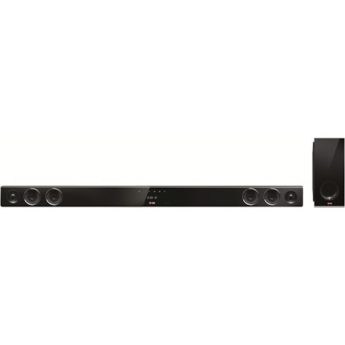 LG Electronics Home Theater Sound Bar with Wireless Subwoofer and Bluetooth™ Streaming