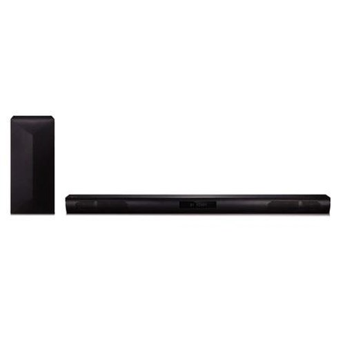 LG Electronics LG Home Audio 220W 2.1 Ch Sound Bar with Subwoofer