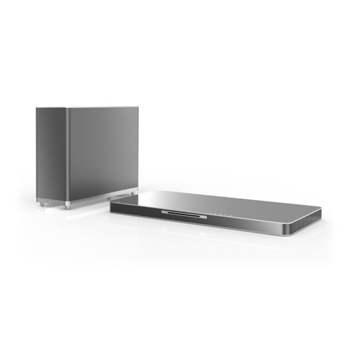 LG Electronics LG Home Theater Systems 2014 320W 4.1ch Sound Plate with Wireless Subwoofer