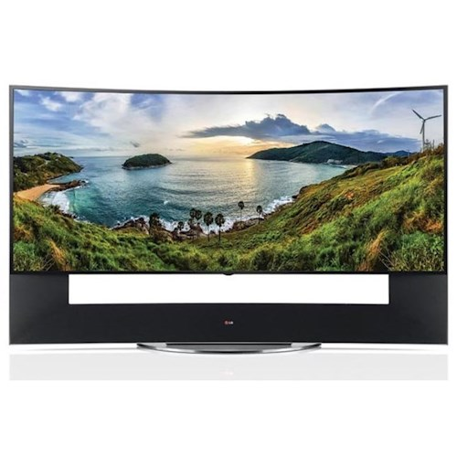 LG Electronics LG LED 2016 Curved 4K UHD Smart LED TV - 105