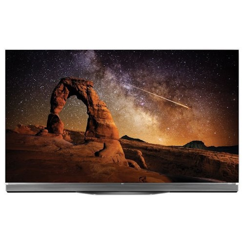 LG Electronics LG OLED 2016 E6 OLED 4K Smart TV - 55
