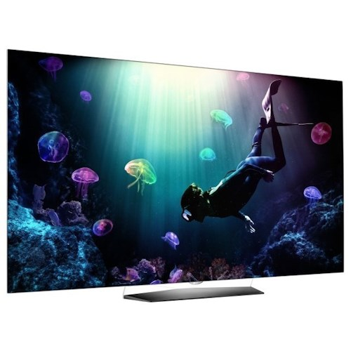 LG Electronics LG OLED 2016 B6 OLED 4K Smart TV - 65