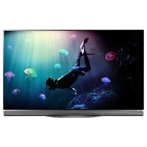 LG Electronics LG OLED 2016 E6 OLED 4K Smart TV - 65