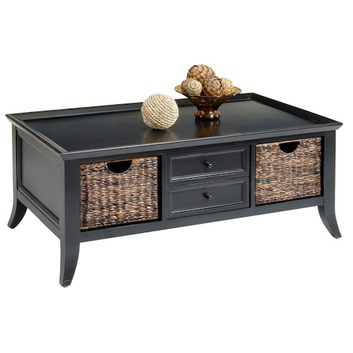 Liberty Furniture 915 Occasional Cocktail Table