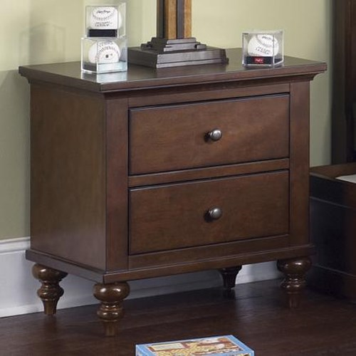 Vendor 5349 Abbott Ridge Youth Bedroom Night Stand