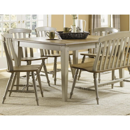 Liberty Furniture Al Fresco 5 Piece Dining Table Set