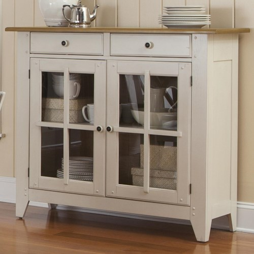 Liberty Furniture Al Fresco III Buffet-Style Dining Server