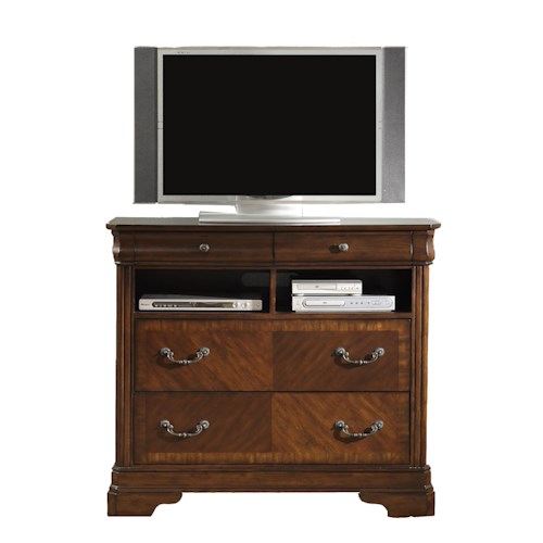 Liberty Furniture Alexandria Three Drawer Media Chest