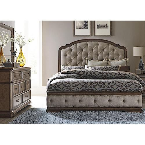 Vendor 5349 Amelia Queen Bedroom Group