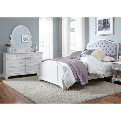 Liberty Furniture Arielle Youth Bedroom Twin Bedroom Group