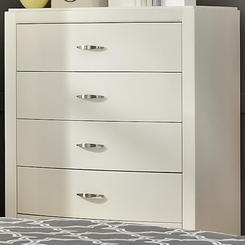 Liberty Furniture Avalon II Chest with 5 Drawer