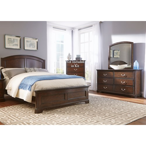 Liberty Furniture Avington King Bedroom Group
