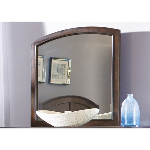 Liberty Furniture Avington Landscape Mirror