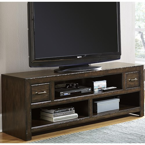 Liberty Furniture Brayden TV Console with 2 Drawers