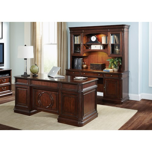 Liberty Furniture Brayton Manor Jr Executive Jr Executive Set