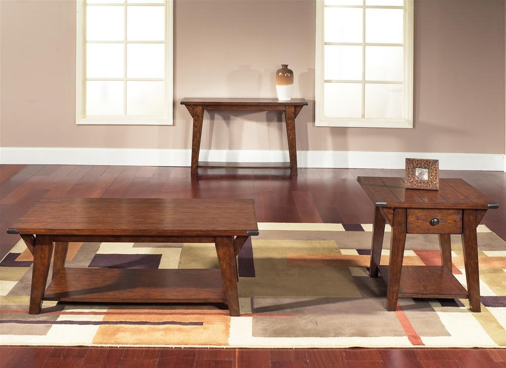 Coordinating occasional tables