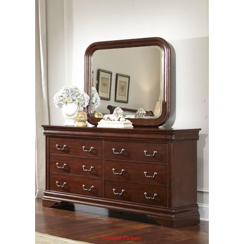 Liberty Furniture Carriage Court Youth 6 Drawer Chest