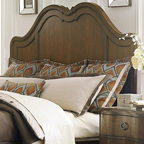 Vendor 5349 Cotswold  Transitional Queen Panel Headboard