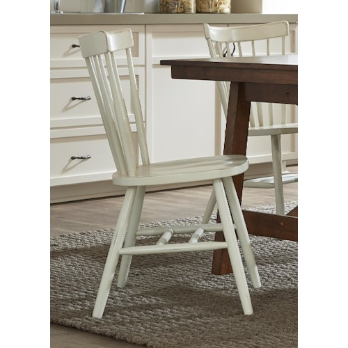 Liberty Furniture 38-CD Copenhage Side Chair