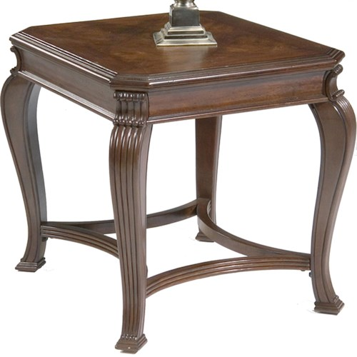 Liberty Furniture Ellington Rectangular End Table