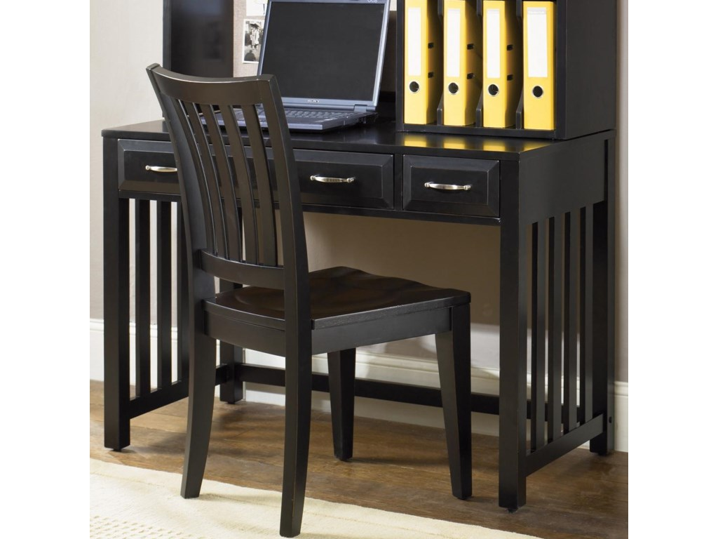 Shown with Chair and Hutch, both sold separately