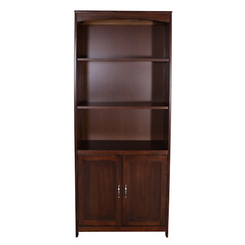 Vendor 5349 Hampton Bay  Door Bookcase