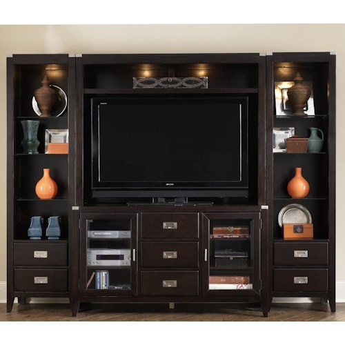 Vendor 5349 Harbor Town  Entertainment Stand Set