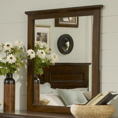 Liberty Furniture Laurel Creek Landscape Mirror