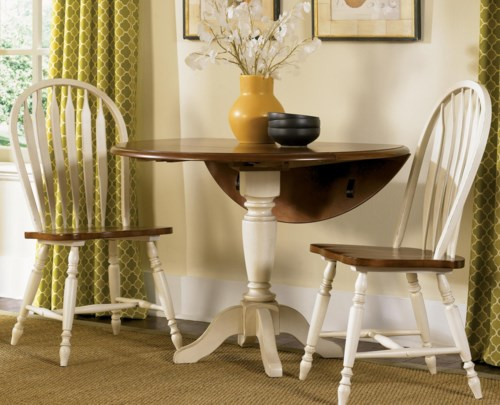 Low dining room table