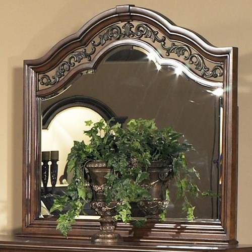Liberty Furniture Messina Estates Bedroom Dresser Mirror