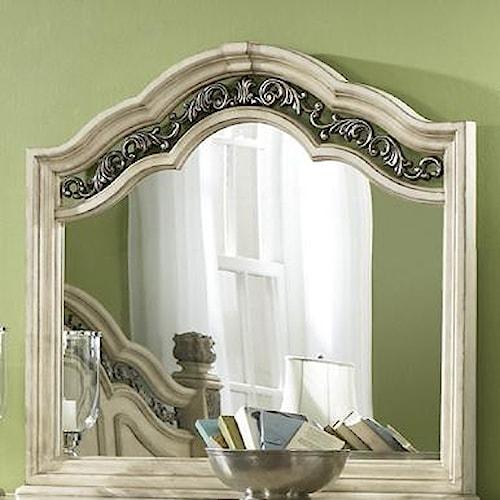 Liberty Furniture Messina Estates II Bedroom Dresser Mirror