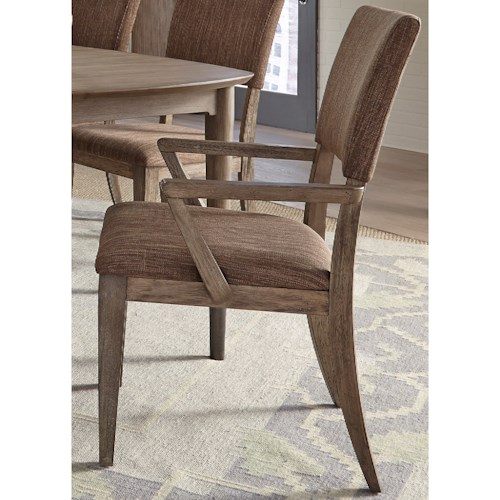 Liberty Furniture Miramar Upholstered Arm Chair