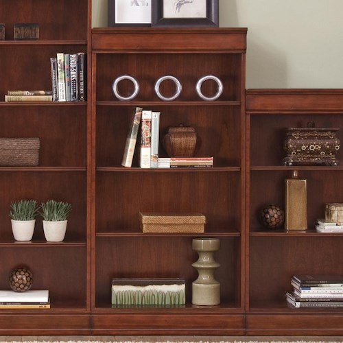 Liberty Furniture Louis Medium Bookcase