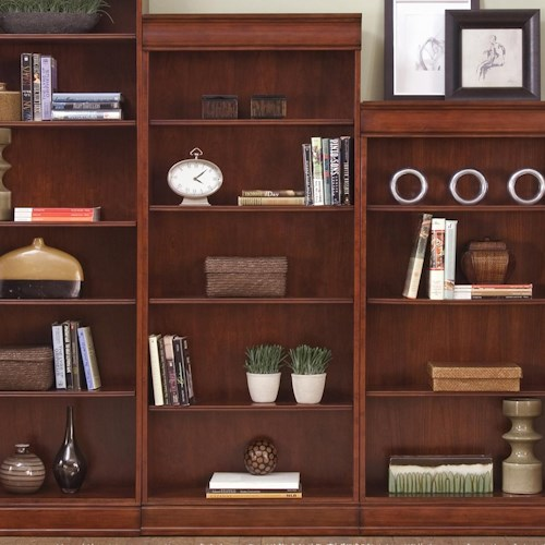 Liberty Furniture Louis Large Bookcase
