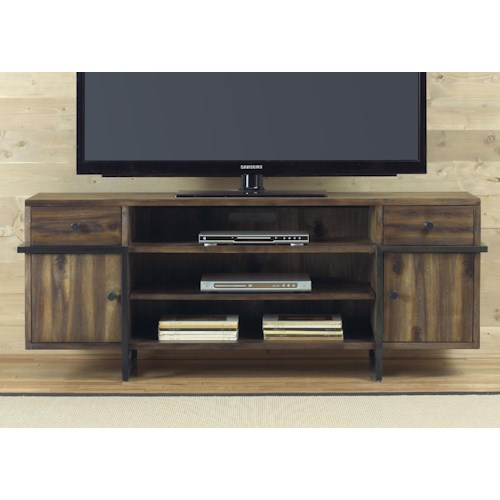 Liberty Furniture Paxton Entertainment TV Console