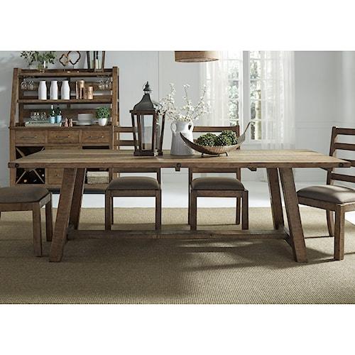 Vendor 5349 Prescott Valley Dining Trestle Table