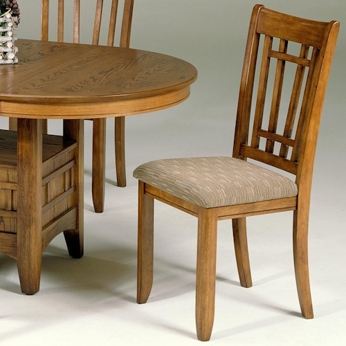 Liberty Furniture Santa Rosa Mission Side Chair