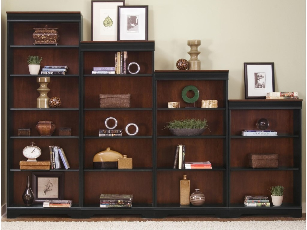 Shown with Smaller Bookcases