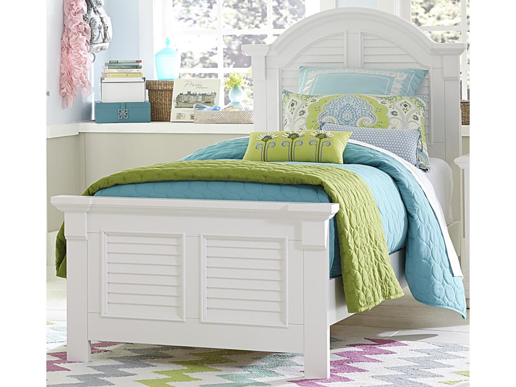 Bed Shown Includes Headboard Only. Rails and Footboard Sold Separately.