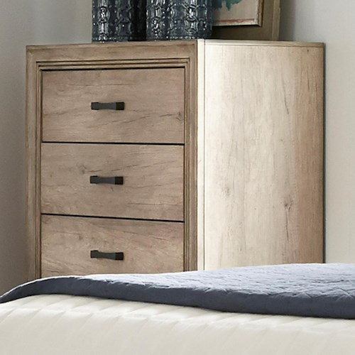 Liberty Furniture Sun Valley 439 Chest with 5 Dovetail Drawers