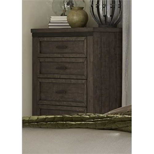Vendor 5349 Thornwood Hills Chest with Five Dovetail Drawers