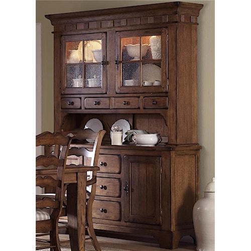 Liberty Furniture Treasures  China Cabinet